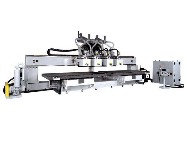 Horizontal Table Double Column CNC Machining Center
