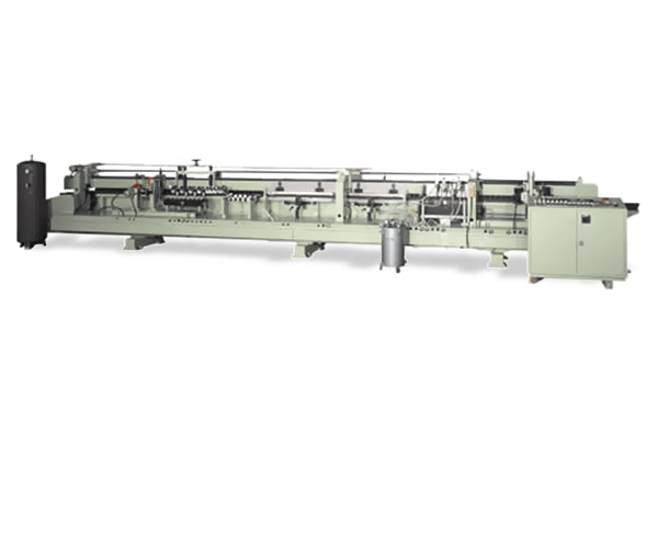 Automatic Post-forming Machine